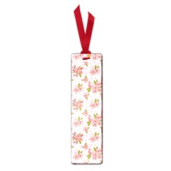 Beautiful hand drawn flowers pattern Small Book Marks