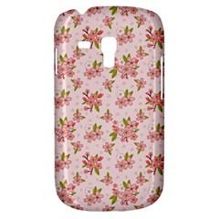 Beautiful hand drawn flowers pattern Galaxy S3 Mini