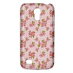 Beautiful hand drawn flowers pattern Galaxy S4 Mini