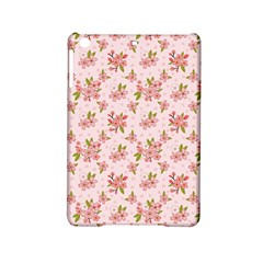 Beautiful hand drawn flowers pattern iPad Mini 2 Hardshell Cases