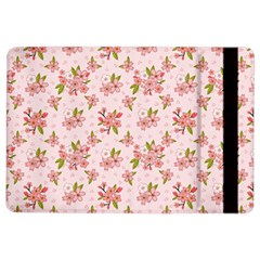 Beautiful hand drawn flowers pattern iPad Air 2 Flip