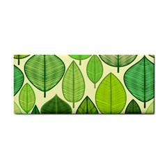 Leaves pattern design Cosmetic Storage Cases