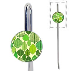 Leaves pattern design Book Mark