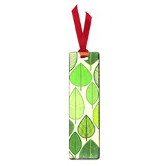Leaves pattern design Small Book Marks