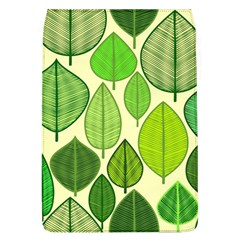 Leaves pattern design Flap Covers (L)