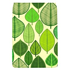Leaves pattern design Flap Covers (S)