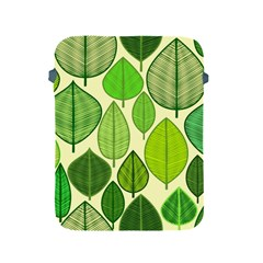 Leaves pattern design Apple iPad 2/3/4 Protective Soft Cases