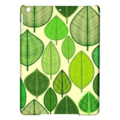 Leaves pattern design iPad Air Hardshell Cases