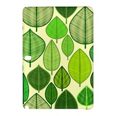 Leaves pattern design Samsung Galaxy Tab Pro 12.2 Hardshell Case