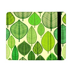 Leaves pattern design Samsung Galaxy Tab Pro 8.4  Flip Case