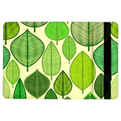 Leaves pattern design iPad Air 2 Flip