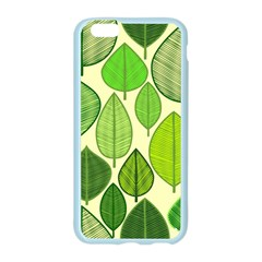 Leaves pattern design Apple Seamless iPhone 6/6S Case (Color)