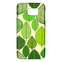 Leaves pattern design Galaxy S6