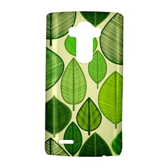 Leaves pattern design LG G4 Hardshell Case