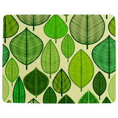 Leaves pattern design Jigsaw Puzzle Photo Stand (Rectangular)