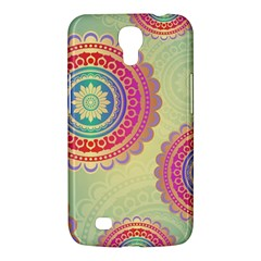 Abstract Geometric Wheels Pattern Samsung Galaxy Mega 6.3  I9200 Hardshell Case