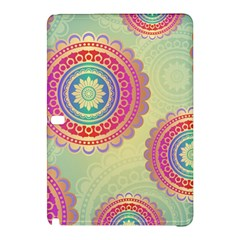 Abstract Geometric Wheels Pattern Samsung Galaxy Tab Pro 10.1 Hardshell Case