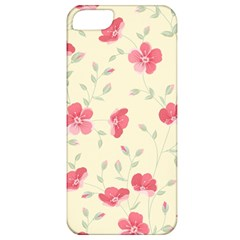 Seamless Flower Pattern Apple iPhone 5 Classic Hardshell Case