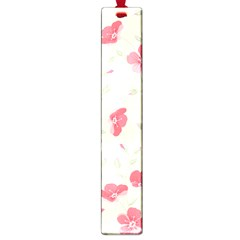 Seamless Flower Pattern Large Book Marks