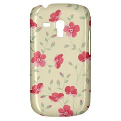 Seamless Flower Pattern Galaxy S3 Mini