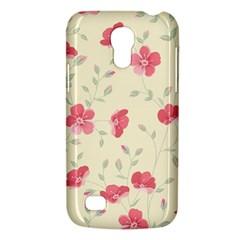 Seamless Flower Pattern Galaxy S4 Mini