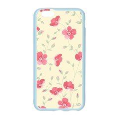Seamless Flower Pattern Apple Seamless iPhone 6/6S Case (Color)