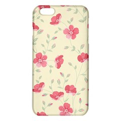 Seamless Flower Pattern iPhone 6 Plus/6S Plus TPU Case