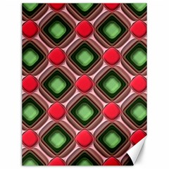 Gem Texture A Completely Seamless Tile Able Background Design Canvas 12  x 16