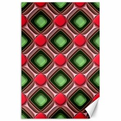 Gem Texture A Completely Seamless Tile Able Background Design Canvas 24  x 36