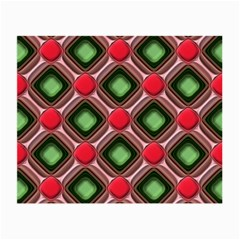 Gem Texture A Completely Seamless Tile Able Background Design Small Glasses Cloth (2 Side)