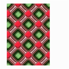 Gem Texture A Completely Seamless Tile Able Background Design Small Garden Flag (Two Sides)