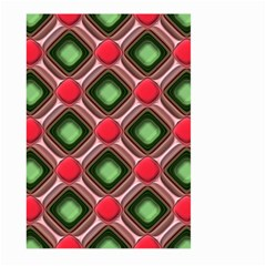 Gem Texture A Completely Seamless Tile Able Background Design Large Garden Flag (Two Sides)