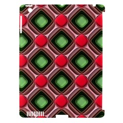 Gem Texture A Completely Seamless Tile Able Background Design Apple iPad 3/4 Hardshell Case (Compatible with Smart Cover)