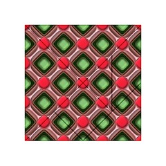 Gem Texture A Completely Seamless Tile Able Background Design Acrylic Tangram Puzzle (4  x 4 )