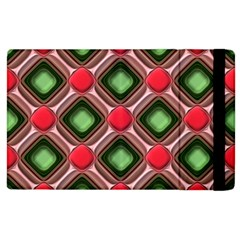 Gem Texture A Completely Seamless Tile Able Background Design Apple iPad 3/4 Flip Case