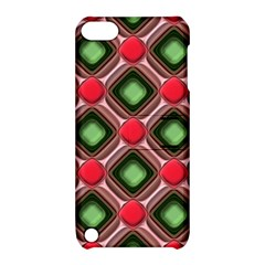 Gem Texture A Completely Seamless Tile Able Background Design Apple iPod Touch 5 Hardshell Case with Stand