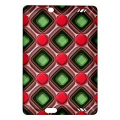 Gem Texture A Completely Seamless Tile Able Background Design Amazon Kindle Fire HD (2013) Hardshell Case