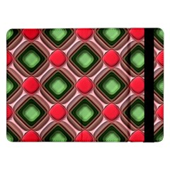 Gem Texture A Completely Seamless Tile Able Background Design Samsung Galaxy Tab Pro 12.2  Flip Case