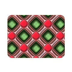 Gem Texture A Completely Seamless Tile Able Background Design Double Sided Flano Blanket (mini)