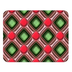 Gem Texture A Completely Seamless Tile Able Background Design Double Sided Flano Blanket (large)