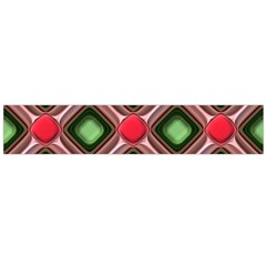 Gem Texture A Completely Seamless Tile Able Background Design Flano Scarf (large)