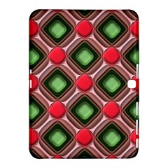 Gem Texture A Completely Seamless Tile Able Background Design Samsung Galaxy Tab 4 (10 1 ) Hardshell Case