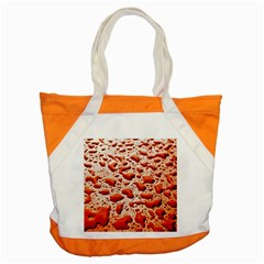 Water Drops Background Accent Tote Bag