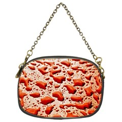 Water Drops Background Chain Purses (Two Sides)