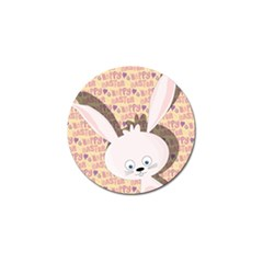 Easter bunny  Golf Ball Marker