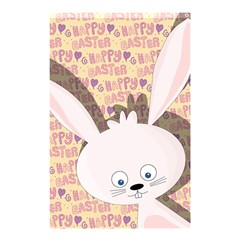 Easter bunny  Shower Curtain 48  x 72  (Small)