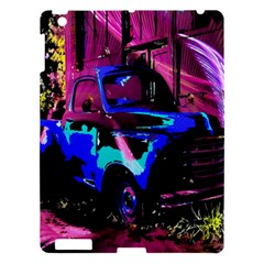 Abstract Artwork Of A Old Truck Apple Ipad 3/4 Hardshell Case