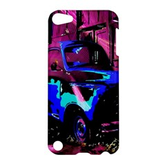 Abstract Artwork Of A Old Truck Apple iPod Touch 5 Hardshell Case