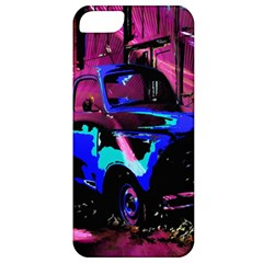 Abstract Artwork Of A Old Truck Apple Iphone 5 Classic Hardshell Case