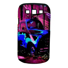 Abstract Artwork Of A Old Truck Samsung Galaxy S Iii Classic Hardshell Case (pc+silicone)